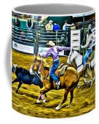 Team Ropers Coffee Mug