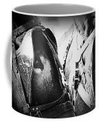 Team Work - Mules 2225-012-bw Coffee Mug