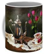 Tea'n Tulips Coffee Mug