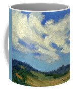 Teanaway Passing Clouds Coffee Mug