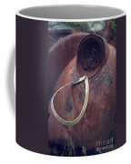 Teardrop At The End Of The Road Coffee Mug by Edward Fielding