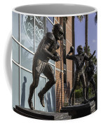 Tebow Spurrier And Wuerffel Uf Heisman Winners Coffee Mug