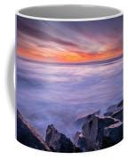 Technicolor Dusk Coffee Mug