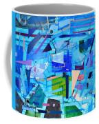 Techno Cool Coffee Mug