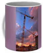 Technology Contrasts With Nature Coffee Mug
