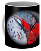 Ted Degrazia Los Ninos Oil Petley Post Card C.1967-2013 Coffee Mug