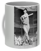 Ted Williams Swing Coffee Mug