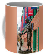 Teddy Ballgame Coffee Mug
