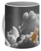 Teddy Bear Cloud Coffee Mug