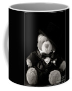 Teddy Bear Groom Coffee Mug by Edward Fielding