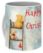 Teddy Bears At Christmas Coffee Mug