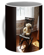 Teddy In Old Fashioned Rocker Coffee Mug