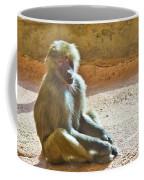 Teen Baboon Coffee Mug