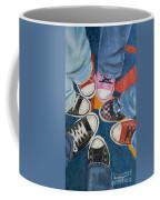 Teens In Converse Tennies Coffee Mug