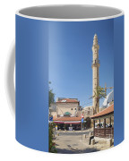 Tel Aviv Old Town Street Coffee Mug