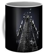 Telecommunications Tower Coffee Mug