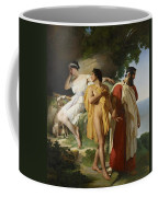 Telemachus And Eucharis Coffee Mug