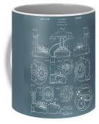 Telephone Patent Coffee Mug