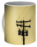 Telephone Pole 1 Coffee Mug