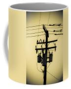 Telephone Pole 3 Coffee Mug