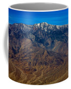 Telescope Peak Coffee Mug