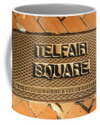 Telfair Square In Savannah Coffee Mug