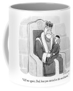 Tell Coffee Mug
