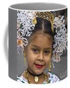 Tembleque Headdress Coffee Mug
