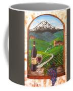 Temecula Red Coffee Mug