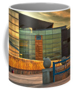 Tempe Center For The Arts Sunset Coffee Mug