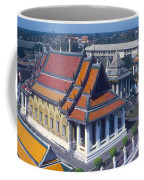 Temple Of Dawn Coffee Mug