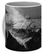 Tempest On Teapot Mountain Coffee Mug