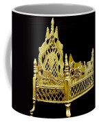 Temple Art - Brass Handicraft Coffee Mug