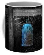 Temple Bell - Buddhist Photography By William Patrick And Sharon Cummings  Coffee Mug