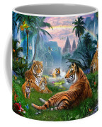Temple Lake Tigers Coffee Mug