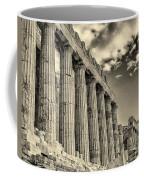 Temple Of Athena Coffee Mug