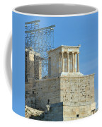 Temple Of Athena Nike Coffee Mug
