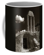 Temple Of Castor And Polux Coffee Mug
