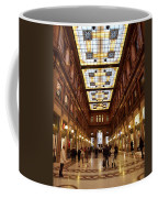 Temple Of Commerse Coffee Mug