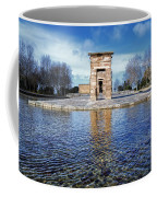 Temple Of Debod Coffee Mug