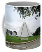 Temple Of Good Will Coffee Mug