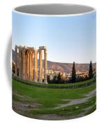 Temple Of Olympian Zeus. Athens Coffee Mug