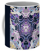 Temple Of Simha Coffee Mug by Derek Gedney