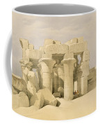 Temple Of Sobek And Haroeris At Kom Ombo Coffee Mug