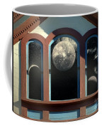 Temple Of The Goddess Coffee Mug