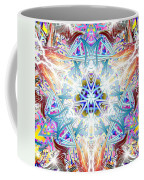 Temple Of The Lion Coffee Mug