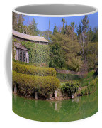 Temple On The Lake Coffee Mug