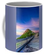 Temple Sunset Coffee Mug