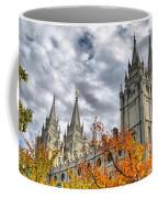 Temple Trees Coffee Mug