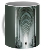 Temple Walker Coffee Mug by Carlos Caetano